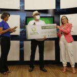 Governo do Ceará entrega prêmios aos ganhadores do 3º sorteio do Sua Nota Tem Valor