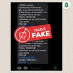 Sefaz alerta sobre golpe via SMS envolvendo premiação do programa Sua Nota Tem Valor